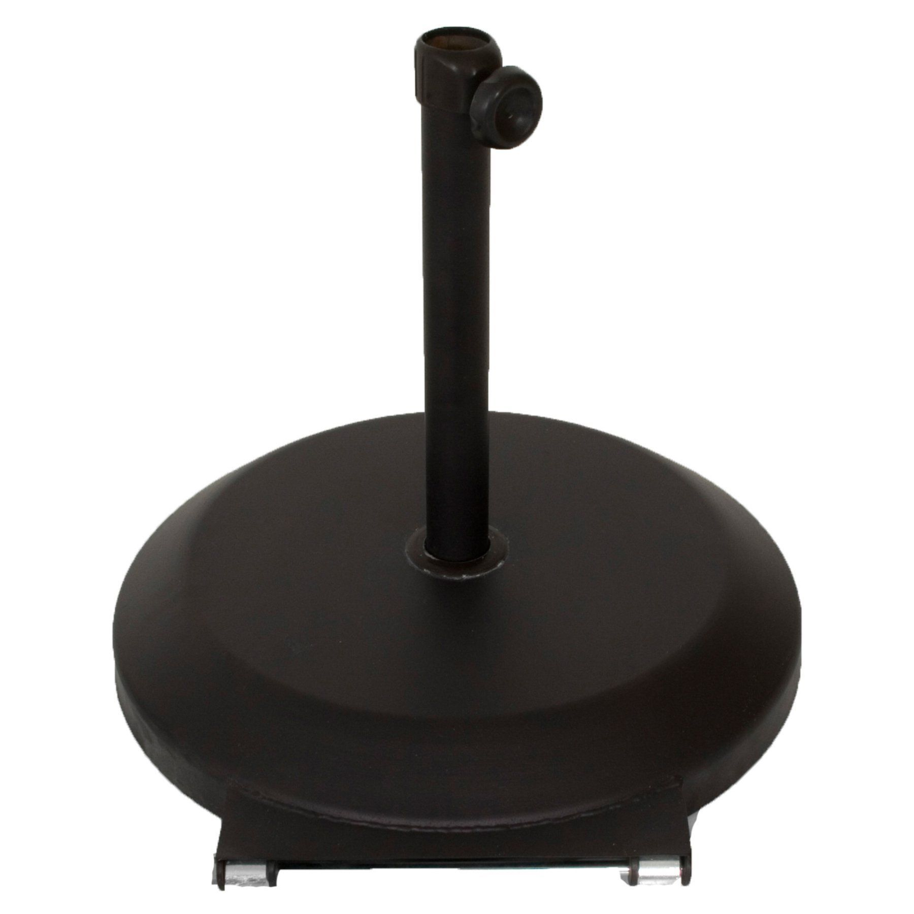 Tommy 75 lbs Steel Cement Filled Patio Umbrella Stand Base 321