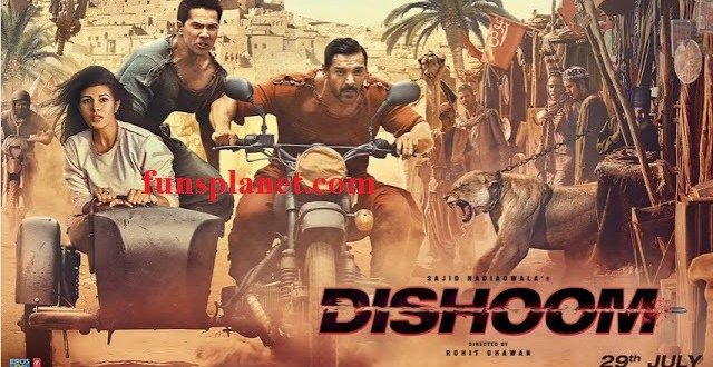 Download Dishoom 2016 Full Bollywood Movie Hd Movies In 2019