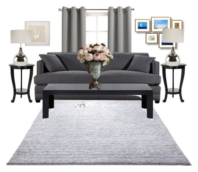 """""""Home"""" by chococat5045 on Polyvore featuring interior, interiors, interior design, home, home decor, interior decorating, Sun Zero, ESPRIT, Kartell and Safavieh"""