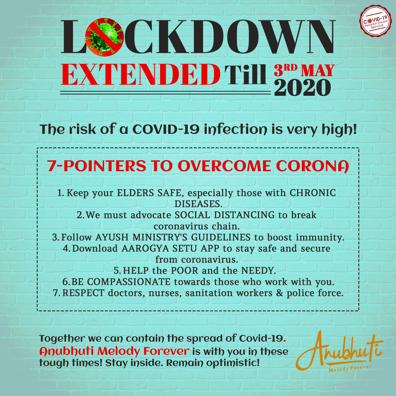 Locdown 2 Immune Boosting Informative Guidelines