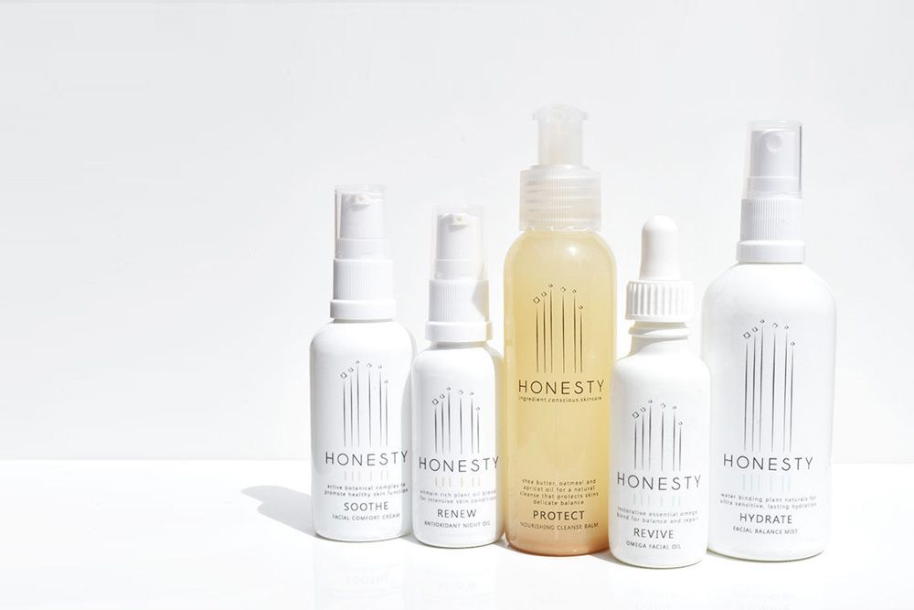How To Start Your Own Skincare Brand An Interview With Cheryl Woodman Founder Of Honesty Skin Care Skin Care Brands Best Moisturizer