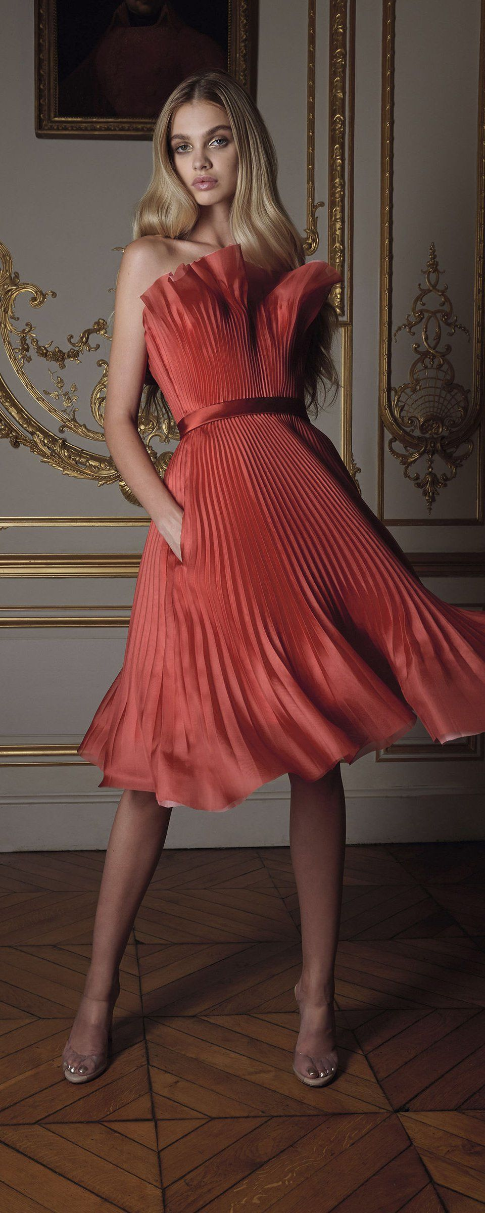 Alexis Mabille Fall-winter 2019-2020 - Couture