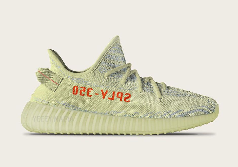 Details about Adidas Yeezy Boost 350 V2 Frozen Yellow Semi
