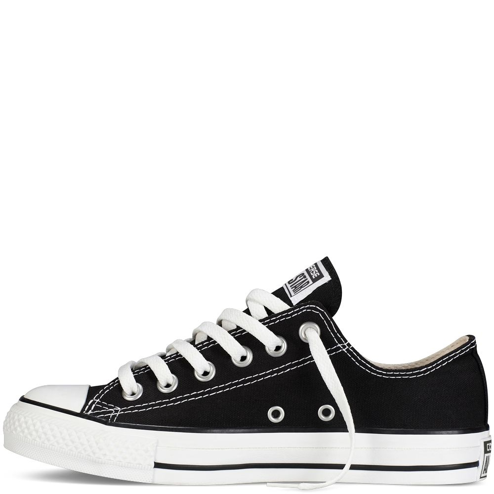 Chuck Taylor All Star Classic Colours Black