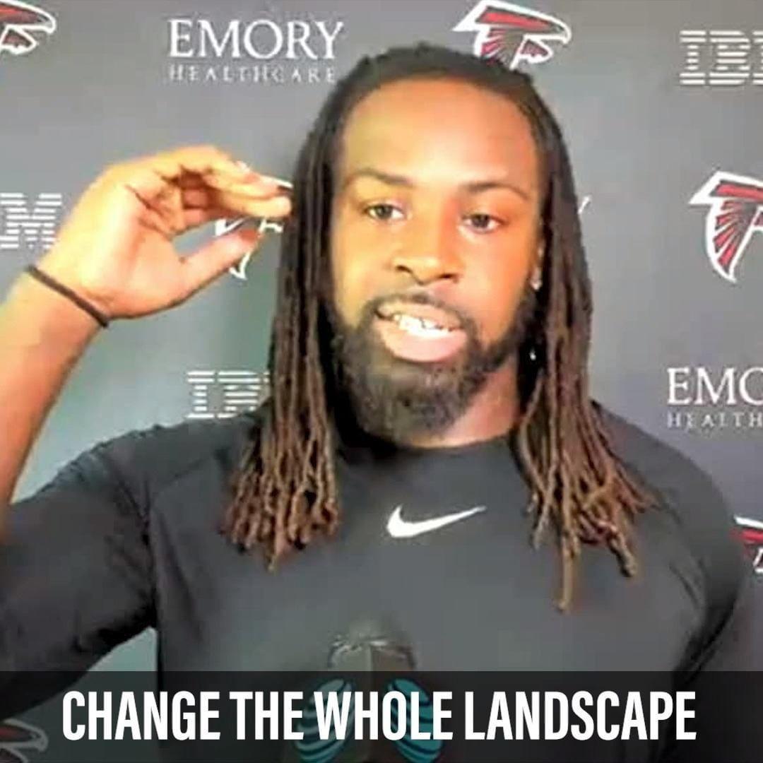 Atlanta Falcons Please Take A Moment To Listen In 2020 Atlanta Falcons Atlanta In This Moment