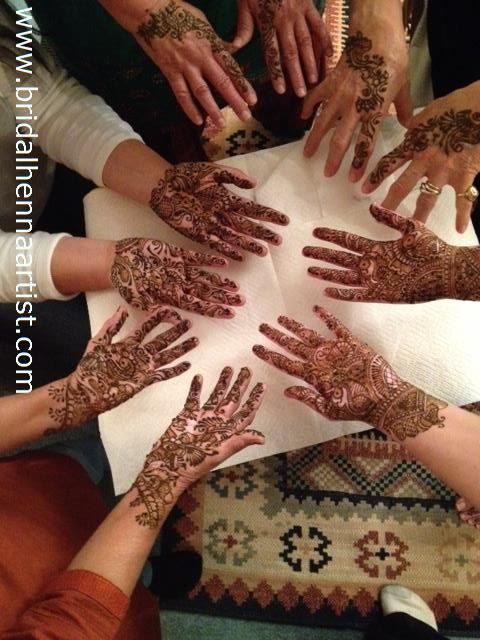 Bridal Mehndi Nj : Partial henna designs mehndi wedding