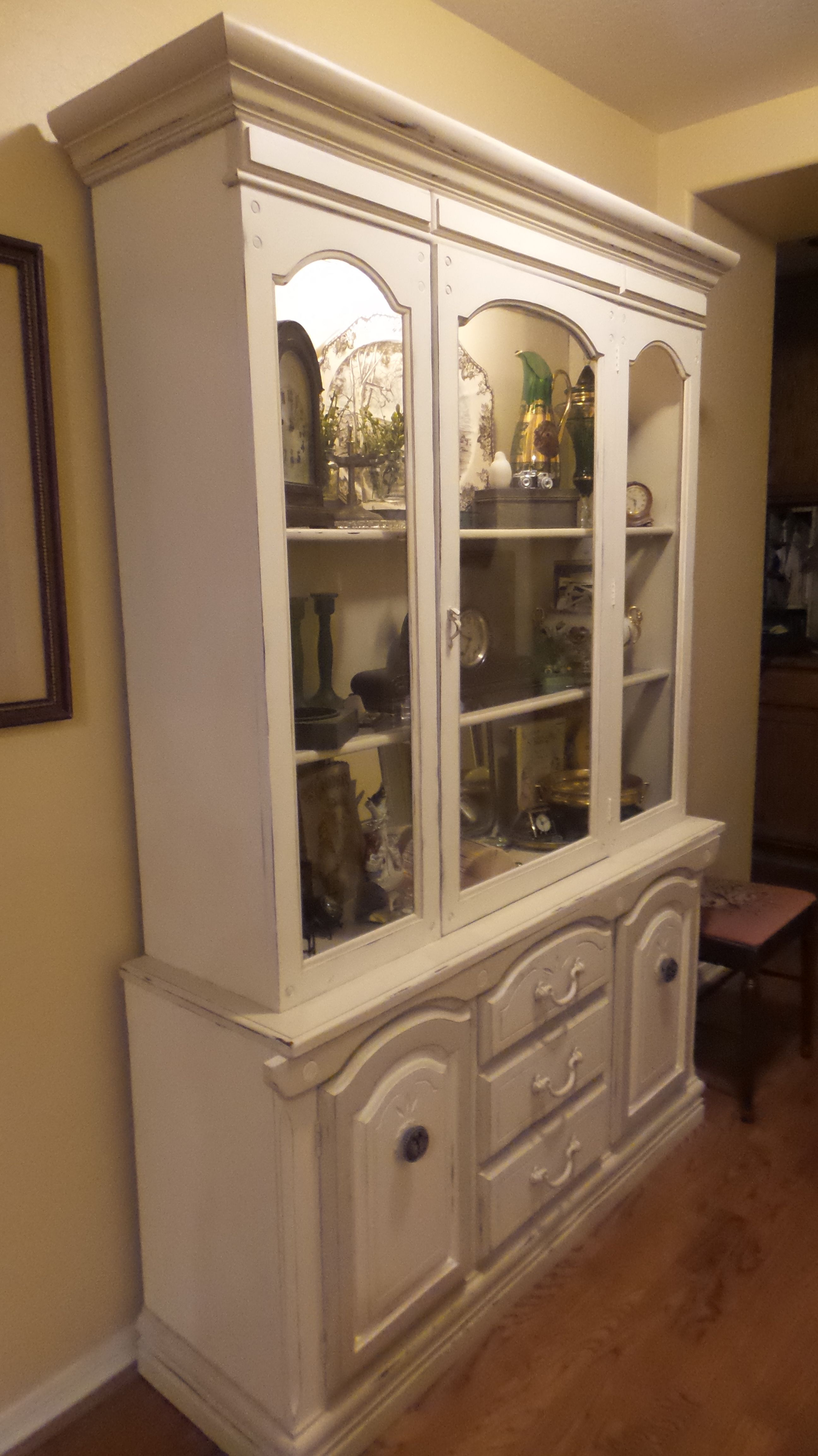 country overstock free product home today liberty shipping garden hutch buffets hutches and transitional town buffet