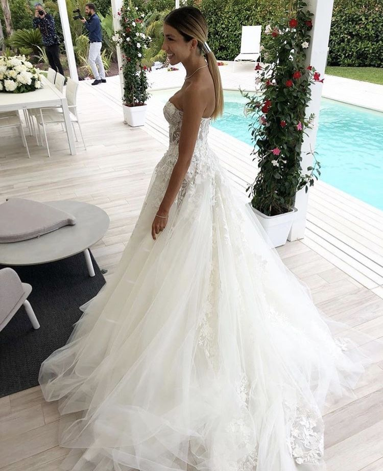 Pin By Melissa Marie On Wedding Dress In 2019