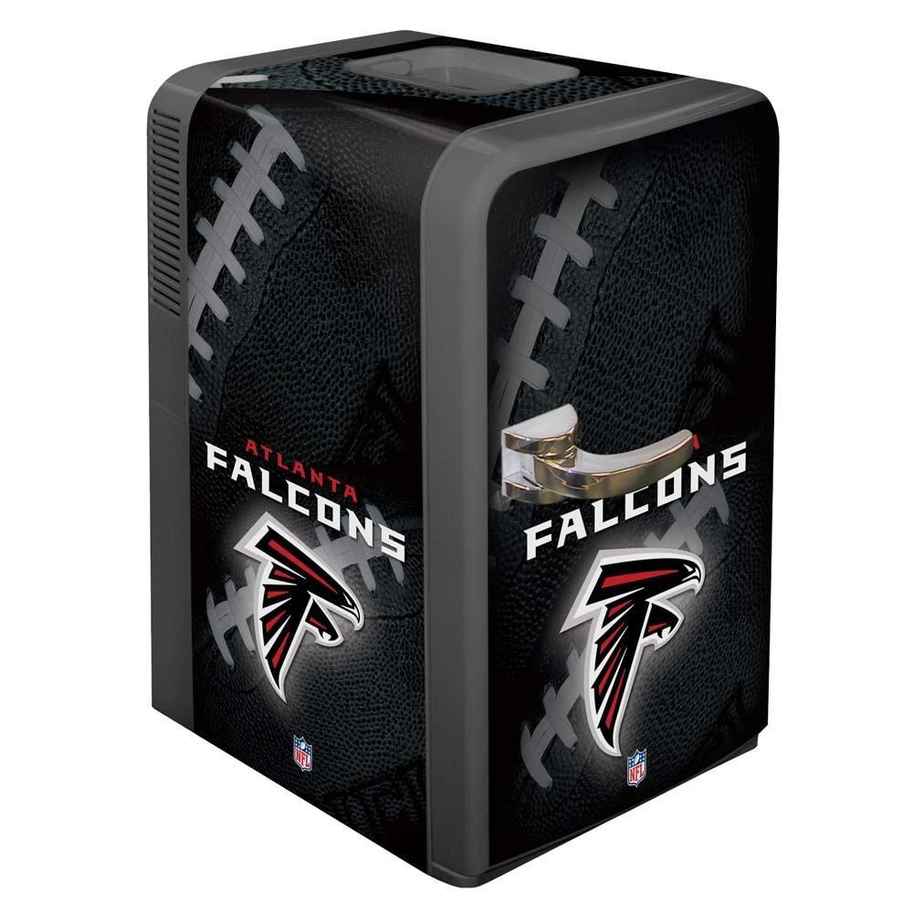 Atlanta Falcons Portable Party Hot/Cold Fridge Falcons