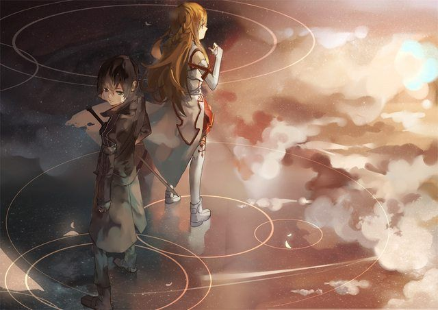 Sword Art Online - Image Thread (wallpapers, fan art, gifs, etc.) - Page 83 - AnimeSuki Forum