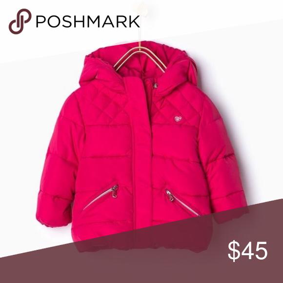 5c46a0b4ae73 NWT Babygirl Puffer Jacket Boutique