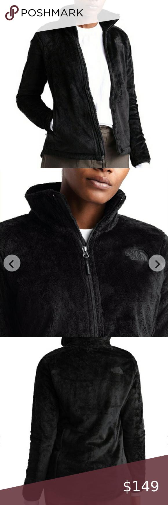 The North Face Osito Black Jacket Xxxl 3x In 2020 Black Jacket Fashion Clothes Design [ 1740 x 580 Pixel ]