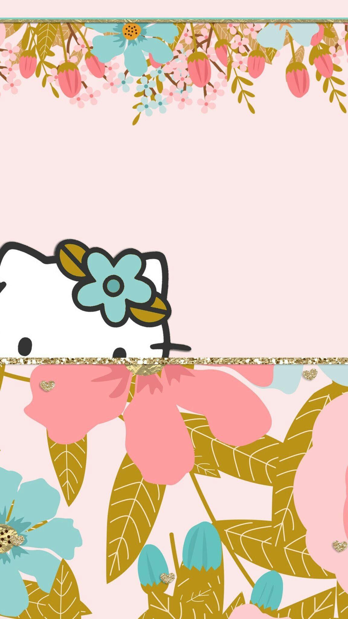 Iphone Wall Tjn Iphone Walls 4 Kitty Wallpaper Hello Kitty