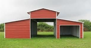 At Express Carports We Offer Top Quality Carports Garages Barns And More Visit Our Website For A Free Quote On You Enclosed Carport Carport Steel Carports