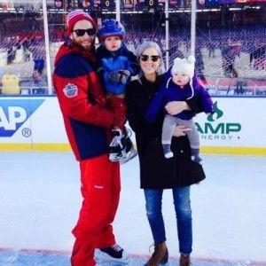 Brandi Bodnar Holtby Nhl Player Braden Holtby S Wife Nhl Players Capitals Hockey Nhl