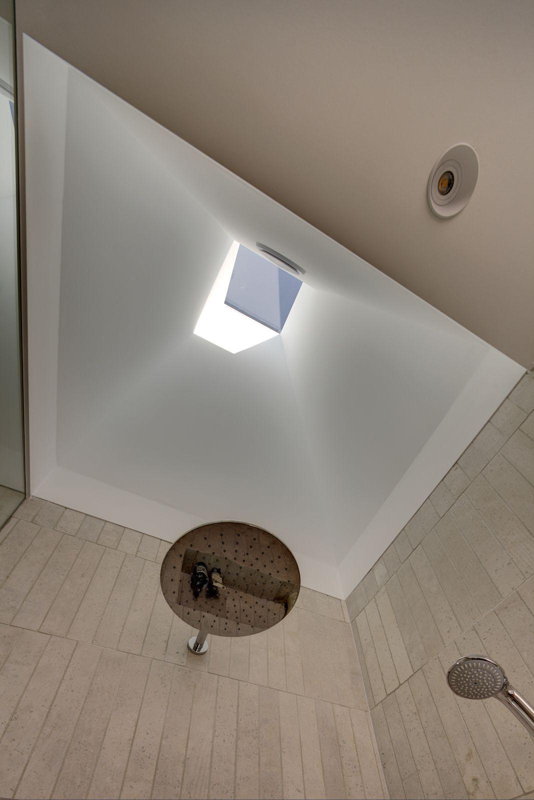 (c) Brett Boardman Bathroom Rain Shower Skylight