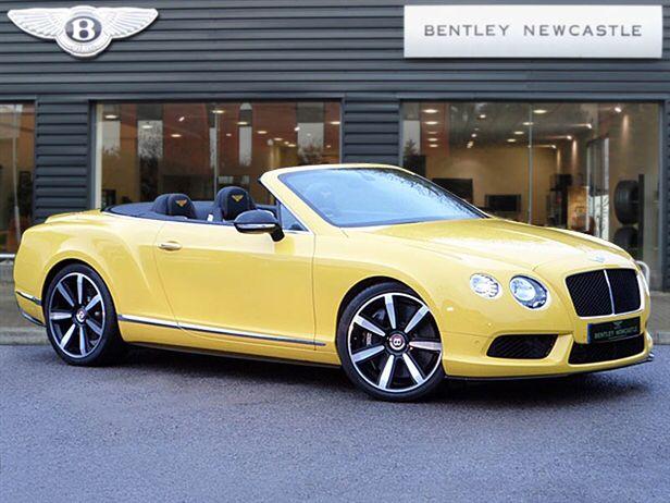 Yellow Jacket Used Bentley Bentley Continental Bentley