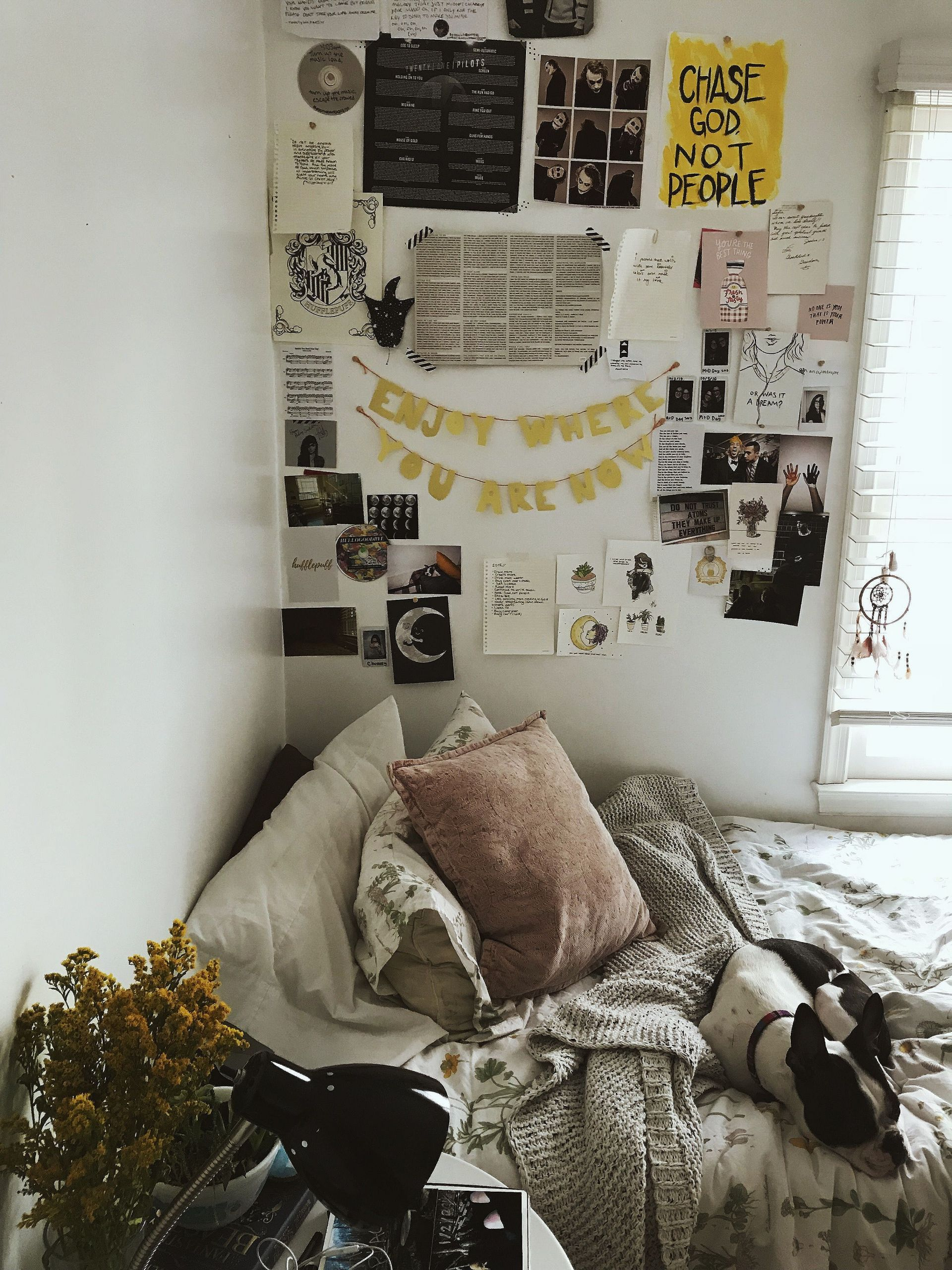 Fresh Aesthetic Bedrooms in 2020 (With images)   Indie ...