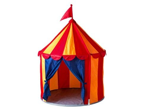 IKEA Childrenu0027s Kids Indoor Play Circus Tent Toy New | eBay  sc 1 st  Pinterest & IKEA Childrenu0027s Kids Indoor Play Circus Tent Toy New | eBay ...