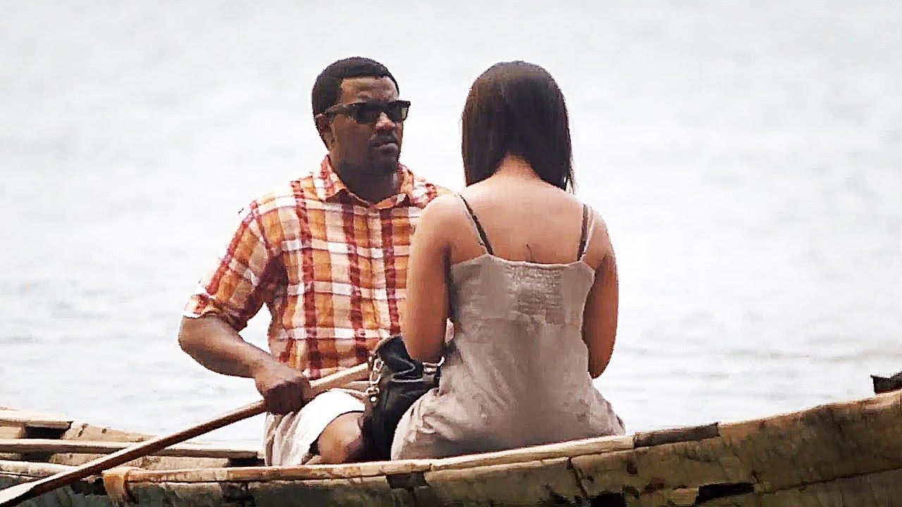 MY AFRICAN AMERICAN WIFE {JOHN DUMELO} - AFRICAN AMERICAN