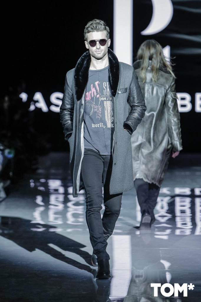 Pascal Labelle Fall-Winter 2017 - Toronto Men's Fashion Week