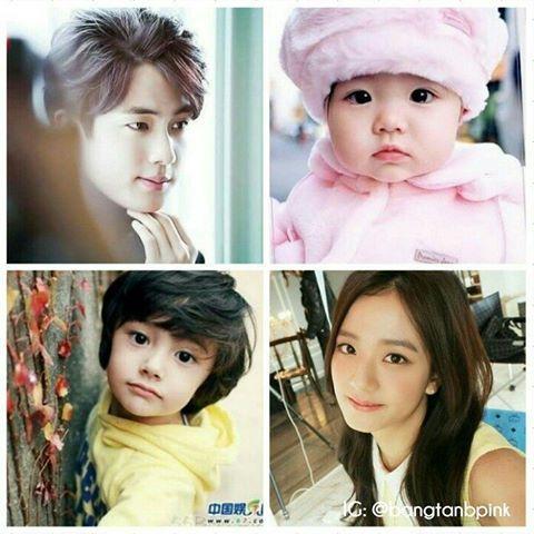 4 7 Bts Blackpink Babies Bts Blackpink Blacksonyeondan Ship Kpop Rapmon Namjoon Jimin Jin Jungkook Taehyung V Suga Yoongi Jho Aktor Gambar