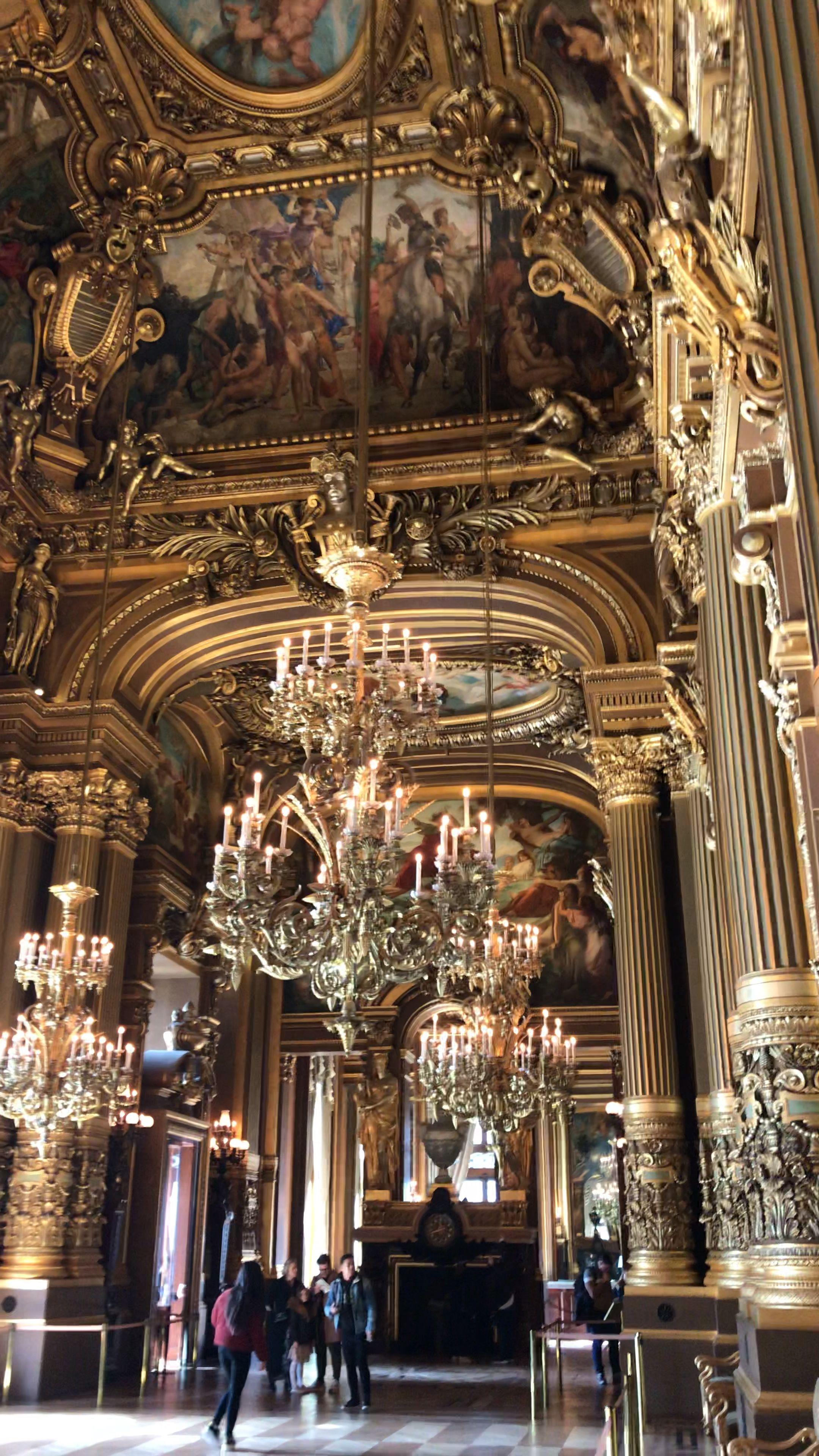 Photo of Garnier Opera House Paris