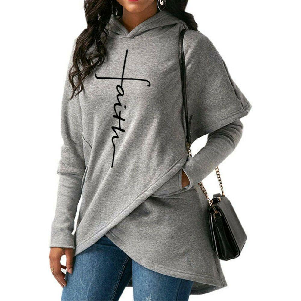 Diconna Women Ladies Long Sleeve Sweatshirt Hoodie Letter Print Pullover Jumper Tops Walmart Com Sweatshirts Hoodie Sweatshirts Women Sweatshirts [ 1000 x 1000 Pixel ]