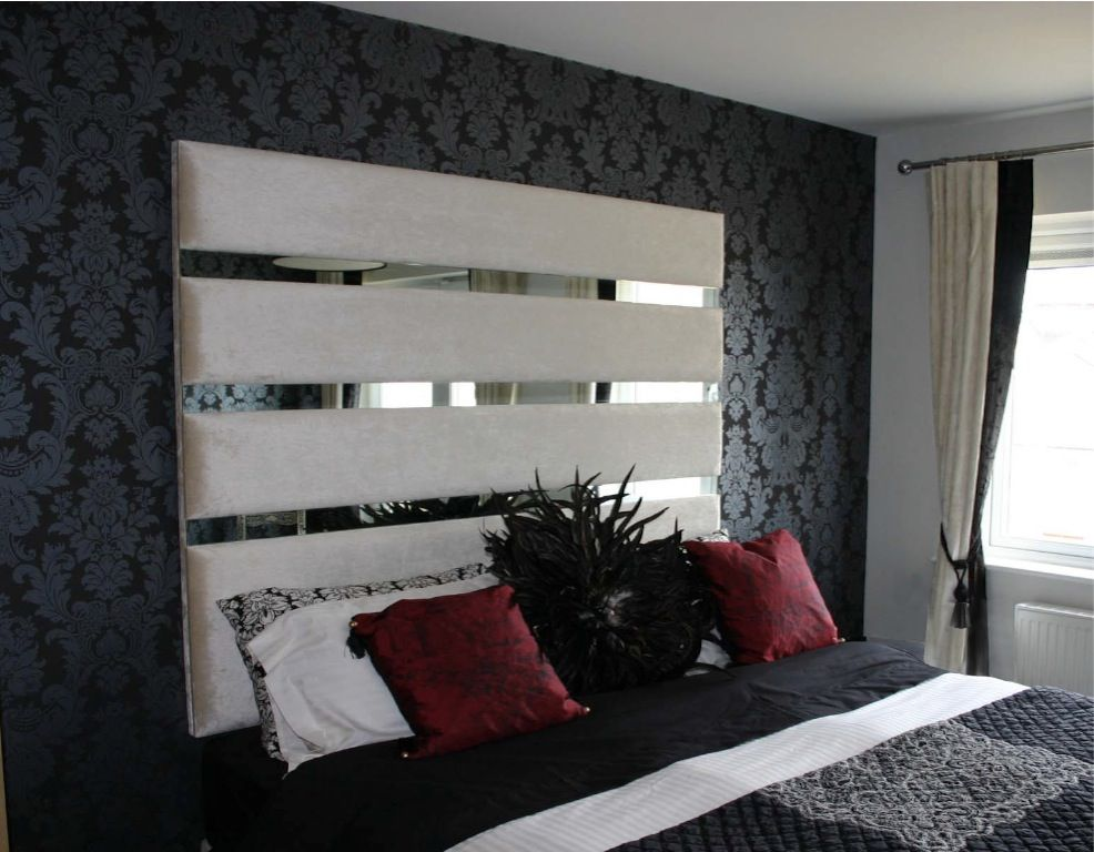 Do It Yourself Headboards With Fabric For Boys