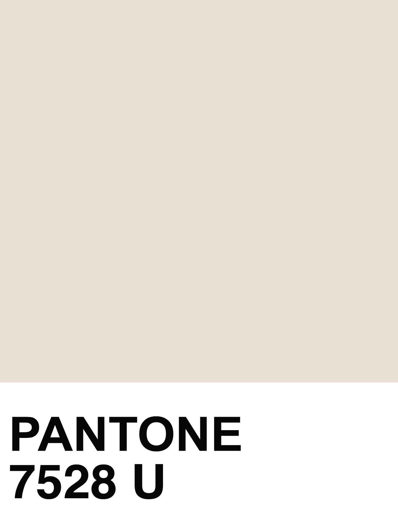 Pantone Solid Uncoated 7528 U | Pantone color - 3 | Pinterest | Pastell