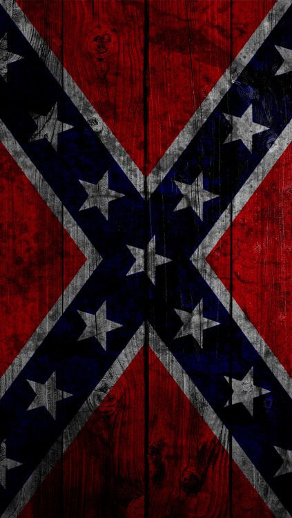 Confederate Flag (iPhone Wallpaper) Country Lifestyle