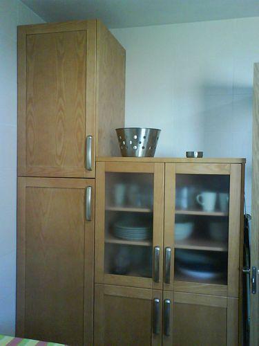 diseño de #cocina Diseño de cocinas en Alcala de Henares madera ...
