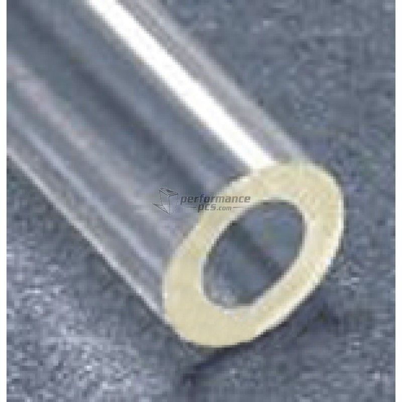 """Tygon E-3603 1/2"""" ID (3/4"""" OD) Clear Tubing by Tygon (Clear color)"""