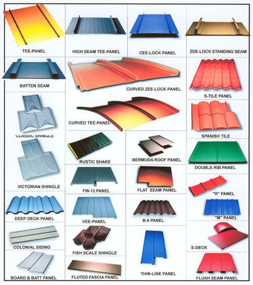 Residential Metal Roofing And Siding Roof Styles Metal Roof Metal Roof Cost