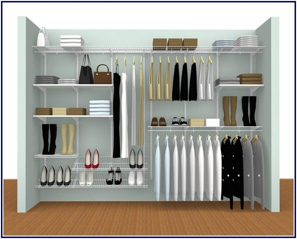 Fantastic How To Design A Closet System