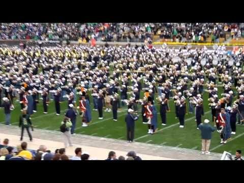 Notre Dame Fighting Irish Marching Band | Fighting irish ...