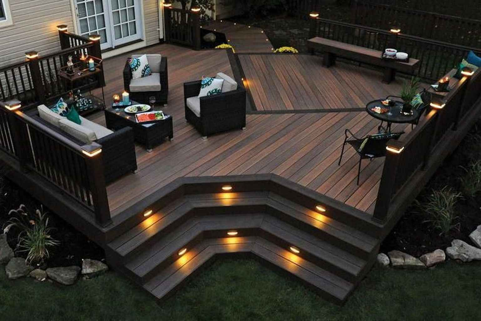 85 Best Backyard Patio Deck Design Ideas Homixover Com Patio Design Patio Deck Designs Deck Designs Backyard
