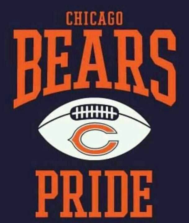 Pin by Nora Gholson on da bears...now and then
