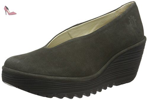 Yaz - Chaussures de ville - Femme - Beige (Taupe) - FR : 38 (Taille fabricant : 38)FLY London LY4pVD