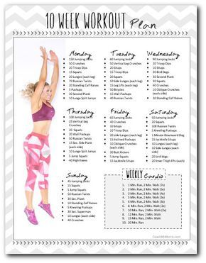 free beginner workout routine ready to get started on