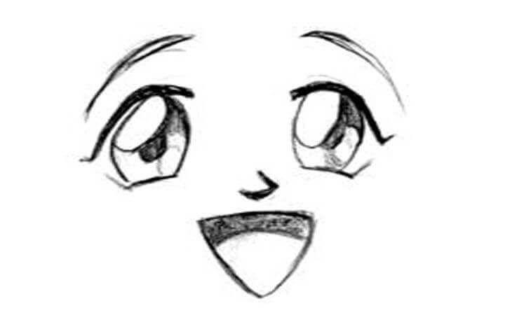 Cara Menggambar Anime Jepang Bagi Pemula Menggambar Manga Dengan ...