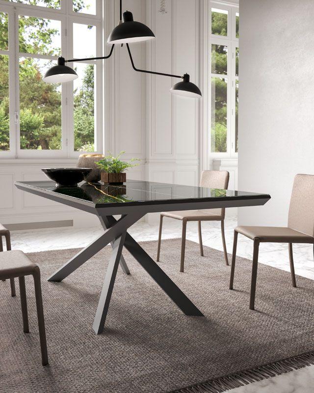 4×4 | Tavolo design, Tavoli da pranzo, Tavolo casa di campagna