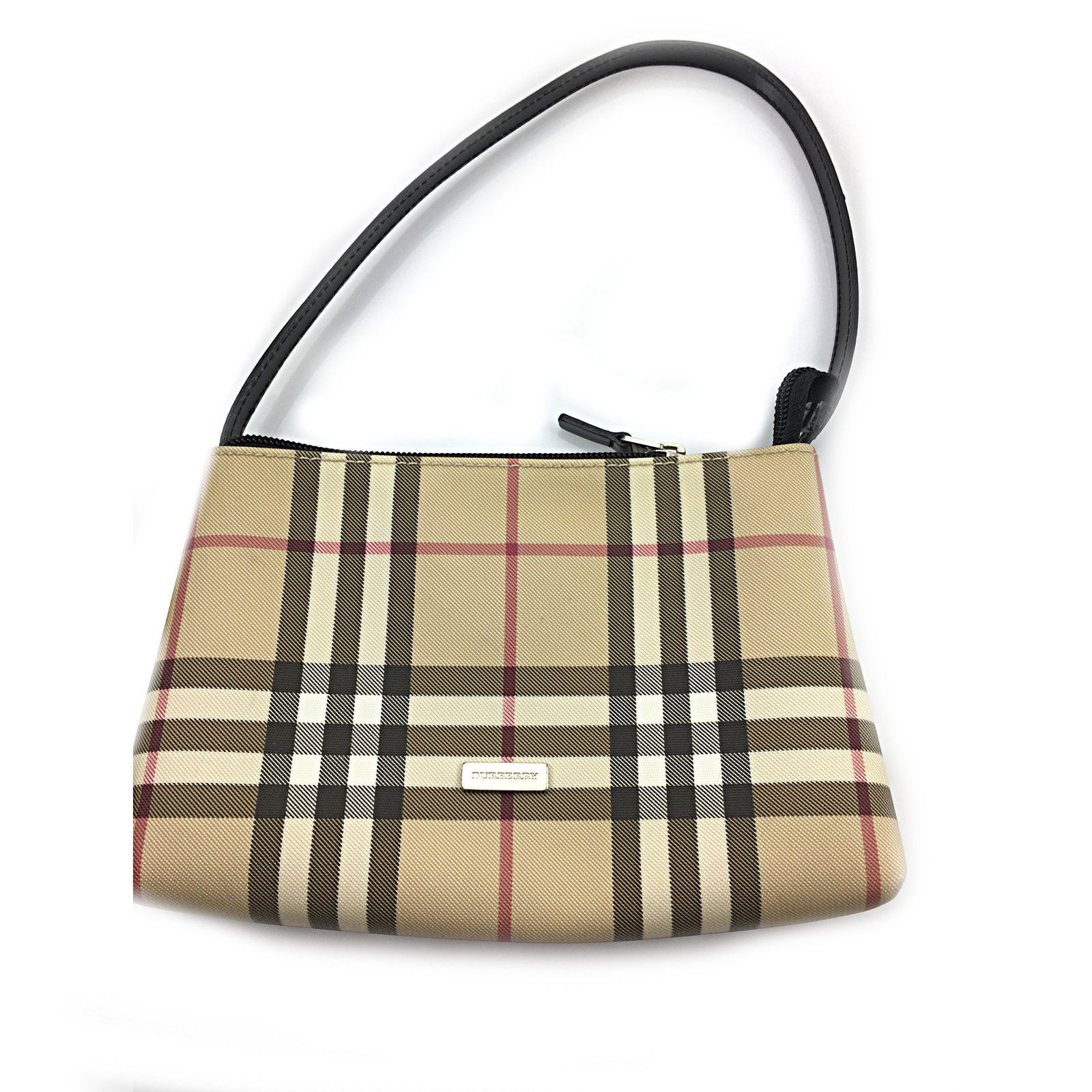 Authentic Burberry Purse Gently Used