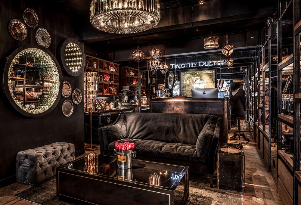 Furniture Stores - Hong Kong Gough Street   Living room ...