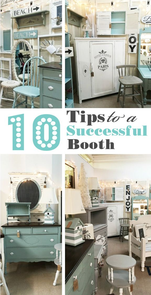918f0a2465c9e 10 Tips to a Successful Booth   Hometalk: Spring Inspiration ...