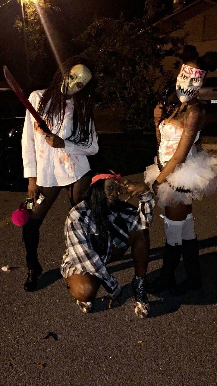 Pin by lonneisha bess on purge Halloween | Pinterest | Costumes ...