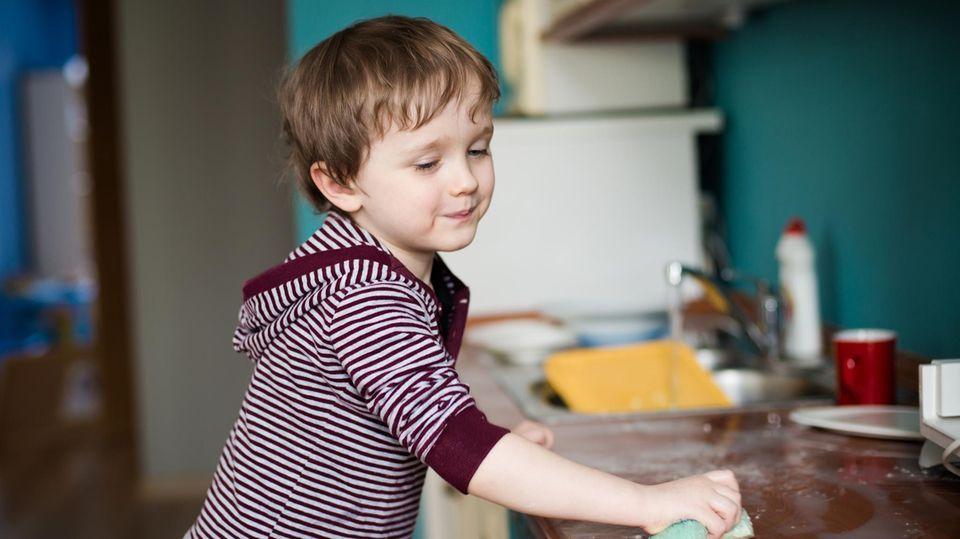 Mit diesem Trick helfen eure Kids im Haushalt - dauerhaft ...