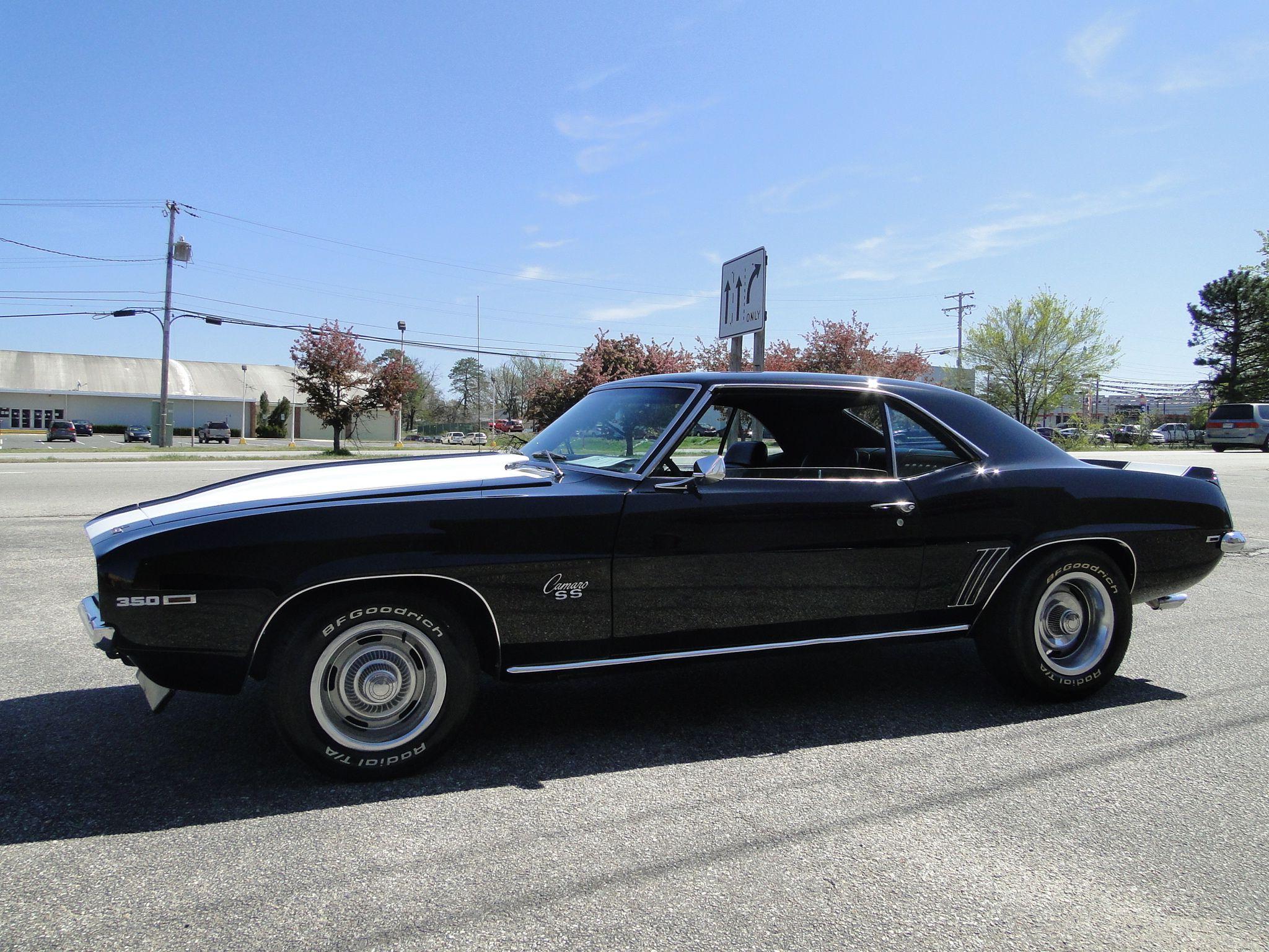 New 1969 Chevrolet Camaro CAMARO SS For Sale | Glen Burnie MD ...