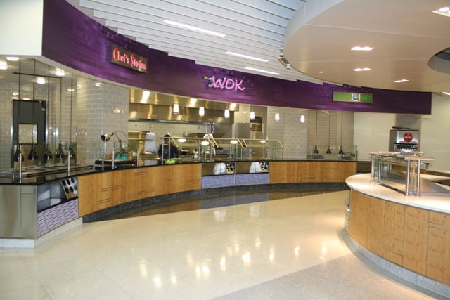 You Ask For It Check Out The Wok And Other Asian Cuisine Stations