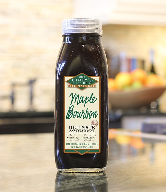 Cindy\'s Kitchen Product: Maple Bourbon | Sugar Bush | Pinterest ...
